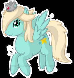 Rosalina Star Pony by Tinuvion