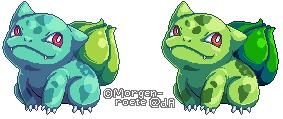 Bulbasaur-PixelArt
