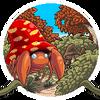 Pixel-Art: Mushroom Autumn