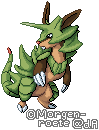 Chespin Fake-Evolution by Tinuvion