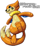 Pixel Buizel by Tinuvion