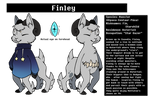 [Undertale OC] Finley