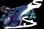 Deep Dive - Water Race Collab