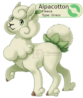 #074 - Alpacotton by Tinuvion