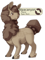 #075 - Alpacanyon by Tinuvion