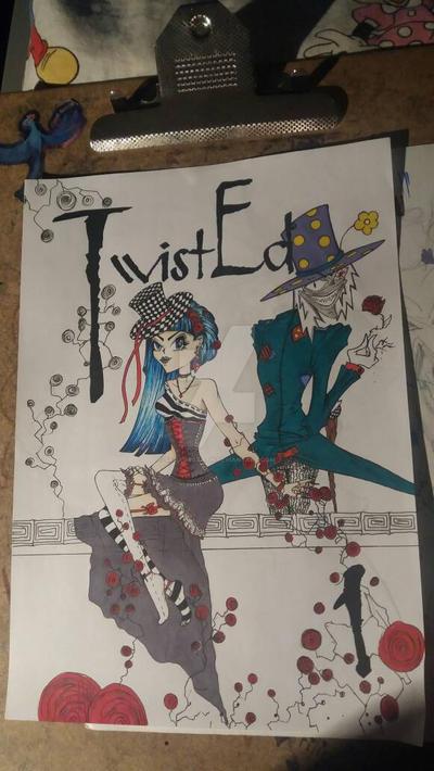 TwistEd  by SaraOrSaraH