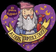 Albus Dumbledore by albus119