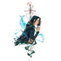 Severus Snape by albus119