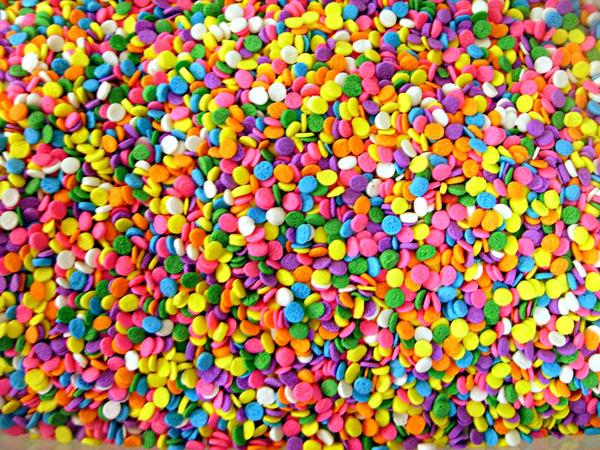Pastel Sprinkles by BakeryGirl-stock