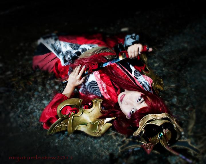 The Crimson Tempest by ninjaturtlestew