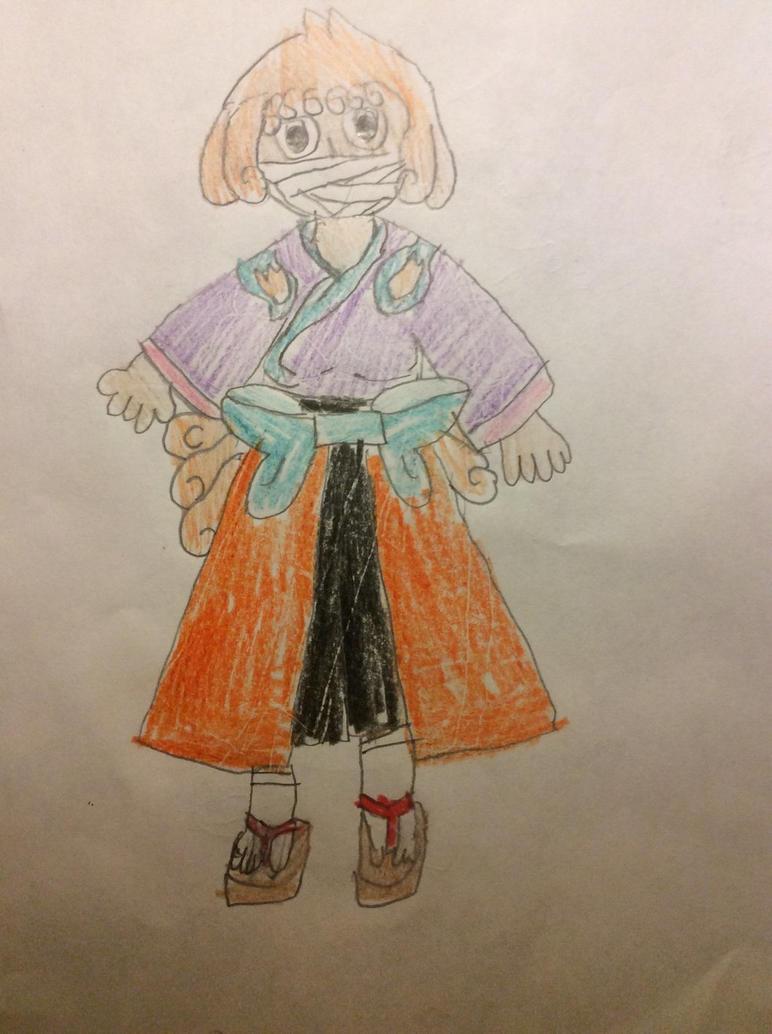 Chieko Saito by pokeheartless