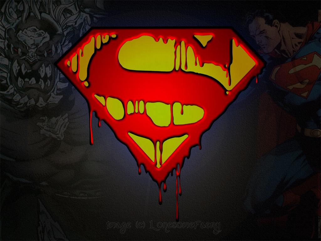 Death of Superman Variation by LonesomeFaery on DeviantArt