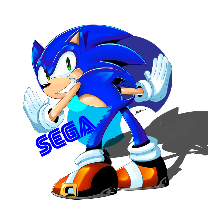 Sonic: SEGA FUU by chickenoverlord
