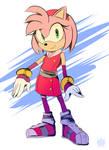 Sonic Boom: Amy