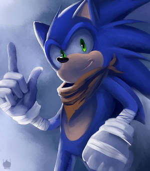 Sonic Boom: Sonic