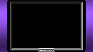 GameBoy Player Border by DaneeBound