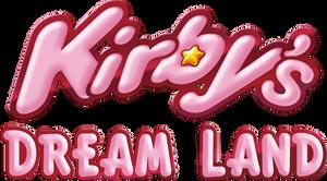 [LOGO] Kirby's Dream Land (Custom) by DaneeBound