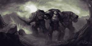 Warhammer Fanart
