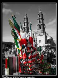 Viva Mexico by avaladez