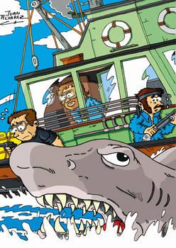 Fanart Jaws