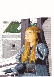 Fanart Sansa Stark (Game of Thrones)