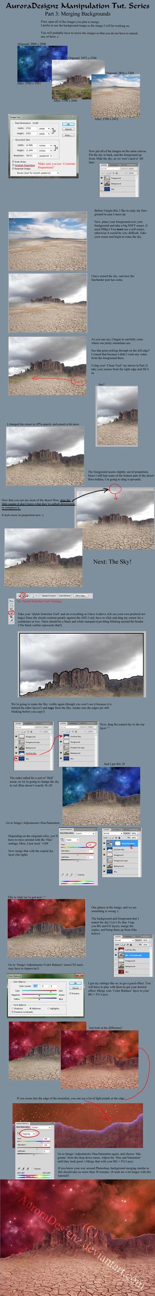 AuroraTutSeries Part 3: Merging Backgrounds by xxAuroraStudios