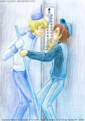 Elevator Secret by nycken