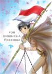 Indonesia-tan Freedom