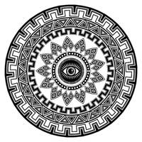 Mystic Mandala by alexmaryclark