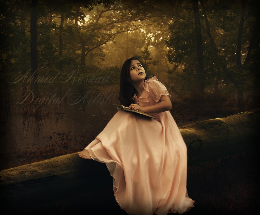 cute girl(40) Edit by ''Ahmed rashad'' .... by Ahmed-Rashad-Art