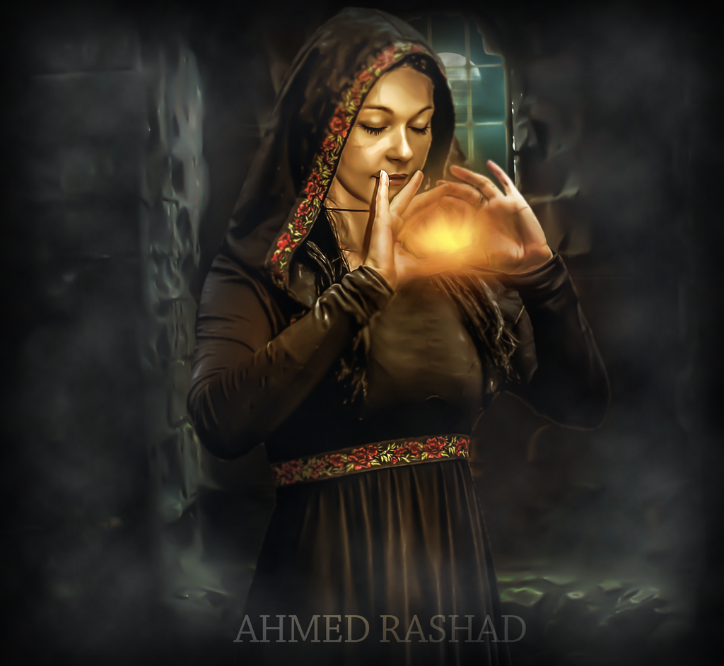 a women no (1) ..... by Ahmed-Rashad-Art