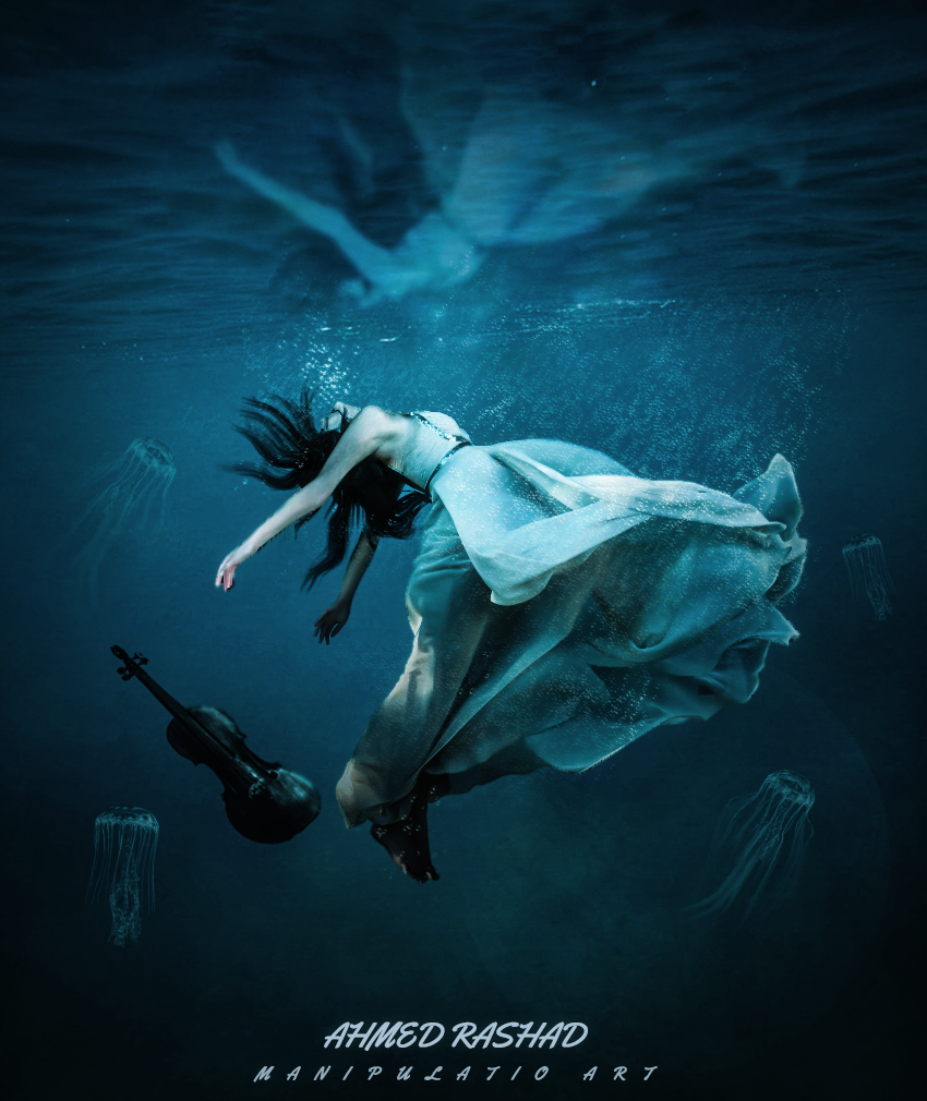 I'll escape by Ahmed-Rashad-Art