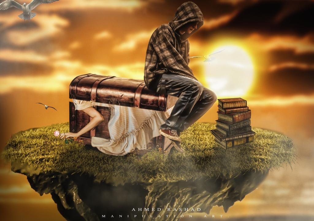 You are mine . by Ahmed-Rashad-Art