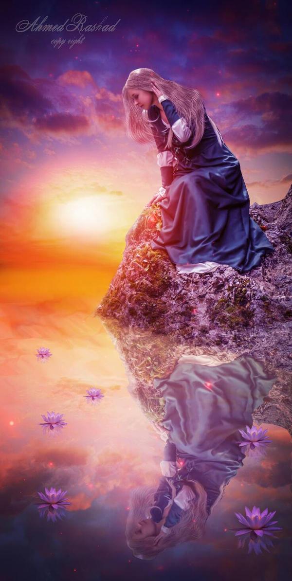 dreams  by Ahmed-Rashad-Art