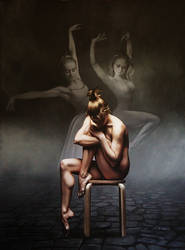 The dance of the shadows by BritaSeifert