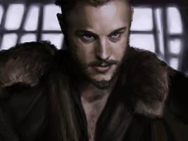 Ragnar Lothbrok by Raven-Stag