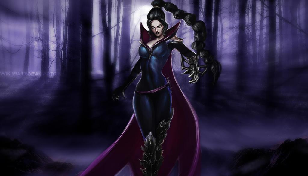 Vayne,The Night hunter by WikiMia