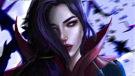 Shauna Vayne by WikiMia