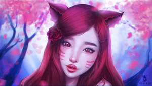 Commission: Red Cat [OC]