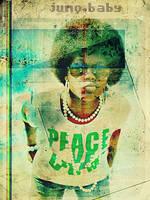Peace Love and Freedom Baby by haiku-loves-yuri