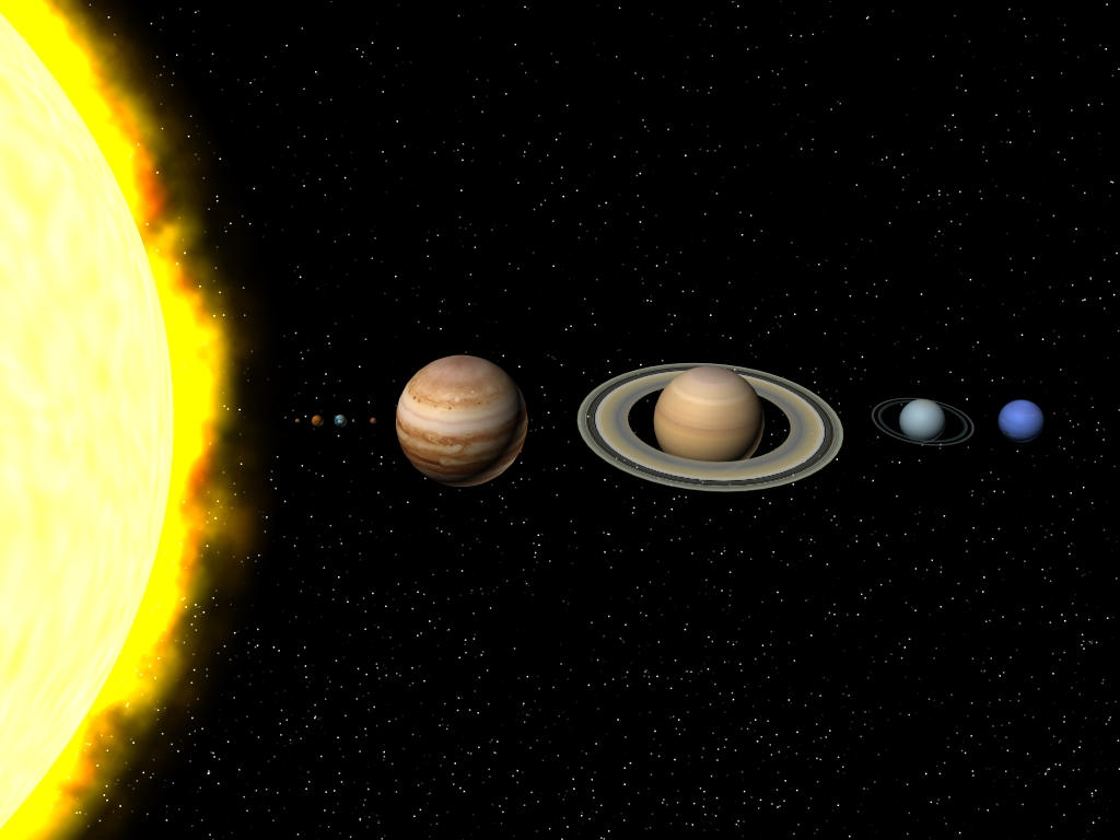 what are the 9 planets - photo #15
