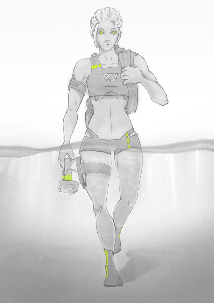 sketch by Stargliderxp13