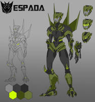 TFP Espada by SadievW