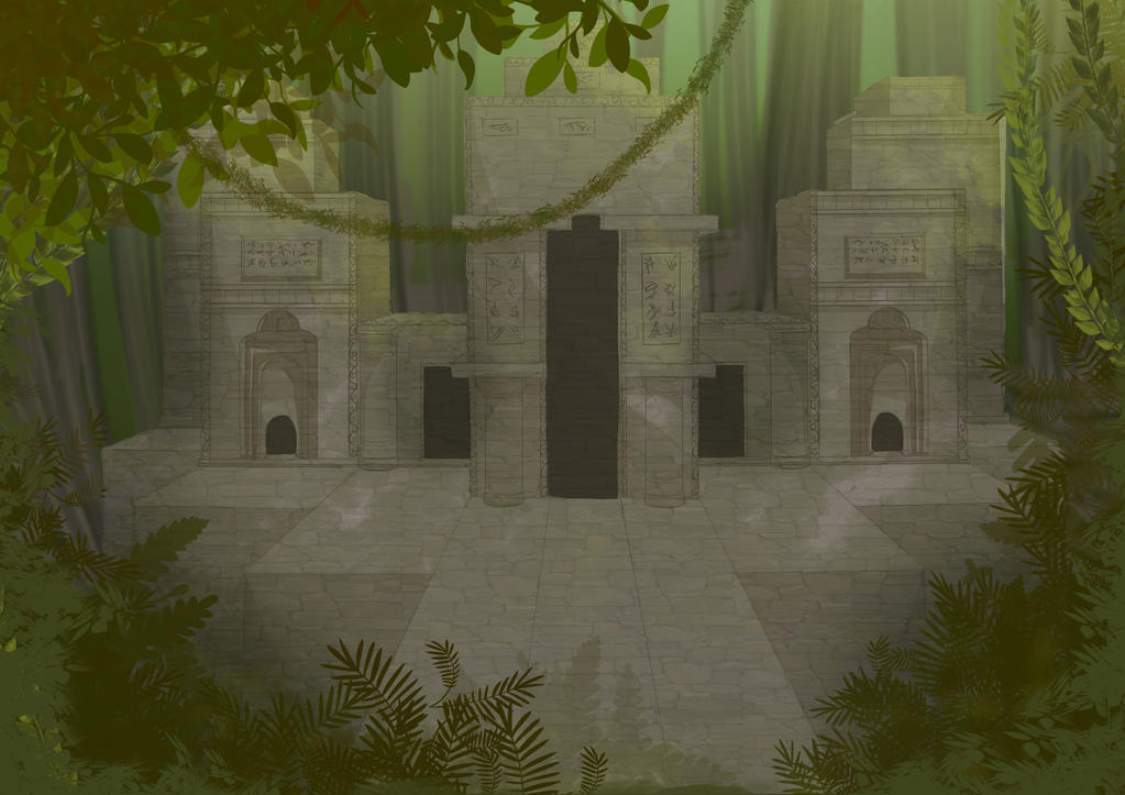 Temple 2 by Stargliderxp13