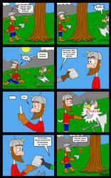 Dwarf Fortress comic 2
