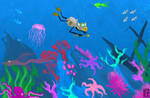 Comshaw Under The Sea