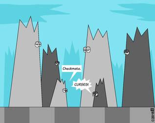 Endgame by geoduck42