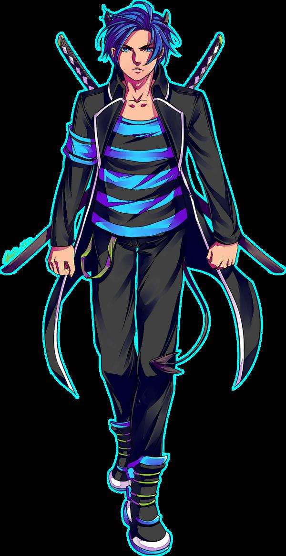 Commission: Skeptic Alien