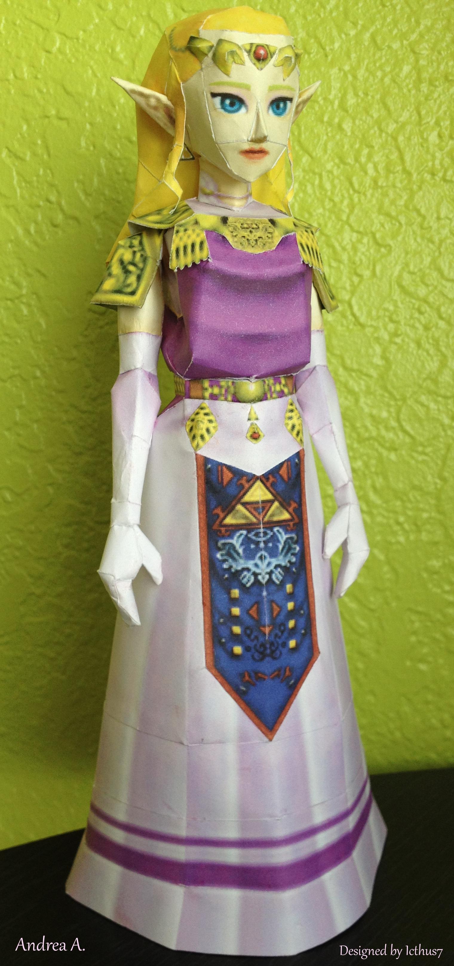 Ocarina Princess Zelda