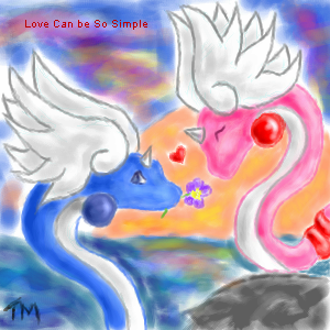 Love Can Be So Simple by thundermistress